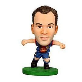 Soccerstarz - Barcelona Andr Figurines and Sets
