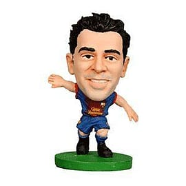 Soccerstarz - Barcelona Xavi Hern Figurines and Sets