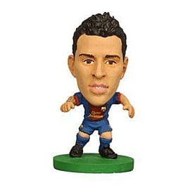 Soccerstarz - Barcelona Thiago Alc Figurines and Sets