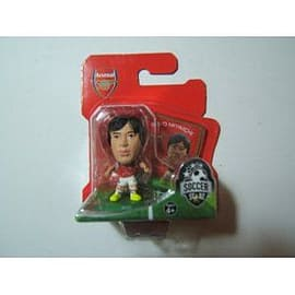 Soccerstarz - Arsenal Ryo Miyaichi - Home Kit Figurines and Sets