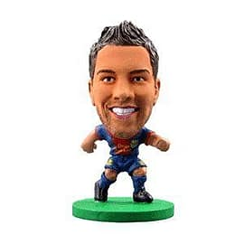 Soccerstarz - Barcelona Jordi Alba - Home Kit Figurines and Sets