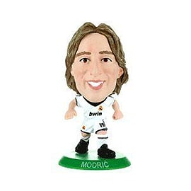 Soccerstarz - Real Madrid Luka Modric - Home Kit Figurines and Sets