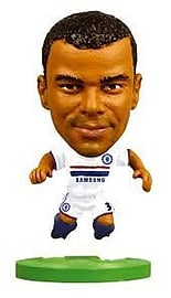 Soccerstarz Chelsea AWAY KIT - Ashley Cole Figurines and Sets