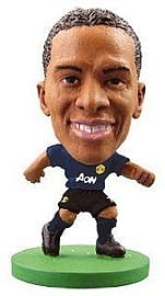Soccerstarz Manchester United AWAY KIT - Antonio Valencia Figurines and Sets