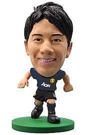 Soccerstarz Manchester United AWAY KIT - Shinji Kagawa Figurines and Sets