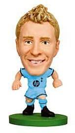 Soccerstarz Tottenham Hotspurs AWAY KIT - Michael Dawson Figurines and Sets