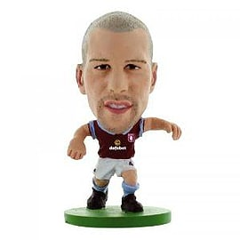 Soccerstarz Aston Villa FC Ron Vlaar Home Kit Figurines and Sets