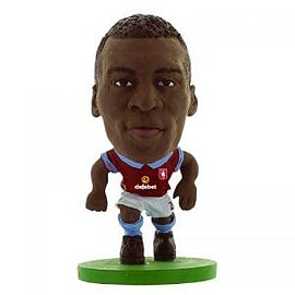 Soccerstarz Aston Villa FC Christian Benteke Home Kit Figurines and Sets