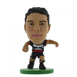 Paris St Germain F.C. SoccerStarz Silva Figurines and Sets