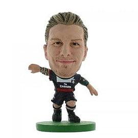 Paris St Germain F.C. SoccerStarz Beckham Figurines and Sets
