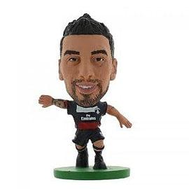 Paris St Germain F.C. SoccerStarz Lavezzi Figurines and Sets