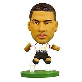 Liverpool F.C. SoccerStarz Johnson Away Figurines and Sets