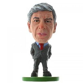 Soccerstarz - Arsenal Arsene Wenger - Manager Figurines and Sets
