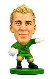 Soccerstarz - Man City Joe Hart - Home Kit Figurines and Sets