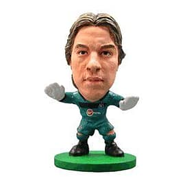 Soccerstarz - Newcastle Timothy Michael Krul - Home Kit Figurines and Sets