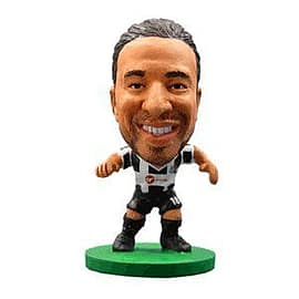 Soccerstarz - Newcastle Jonas Guitierez - Home Kit Figurines and Sets