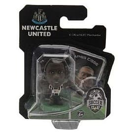 Soccerstarz - Newcastle Pappis Cisse - Home Kit Figurines and Sets
