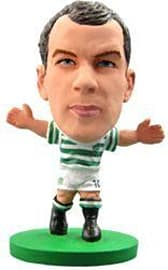 Soccerstarz - Celtic Anthony Stokes - Home Kit Figurines and Sets