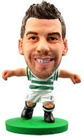 Soccerstarz Mini-Figure - Celtic F.C. Charlie Mulgrew Figurines and Sets
