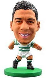 Soccerstarz Mini-Figure - Celtic F.C. Emilio Izaguirre Figurines and Sets