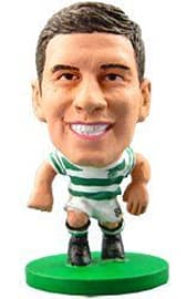 Soccerstarz - Celtic Gary Hooper - Home Kit Figurines and Sets