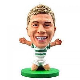 Soccerstarz - Celtic James Forrest - Home Kit Figurines and Sets