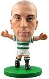 Soccerstarz - Celtic Scott Brown - Home Kit Figurines and Sets