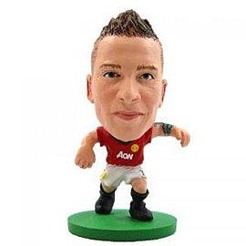 Soccerstarz - Man Utd Alexander Buttner - Home Kit Figurines and Sets