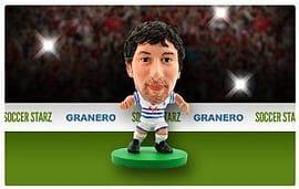 Soccerstarz - Qpr Esteban Granero - Home Kit Figurines and Sets