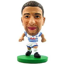 Soccerstarz - Qpr Adel Taraabt - Home Kit Figurines and Sets