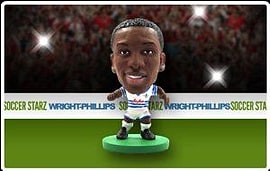 Soccerstarz - Qpr Shaun Wright-phillips - Home Kit Figurines and Sets