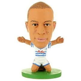 Soccerstarz - Qpr Bobby Zamora - Home Kit Figurines and Sets