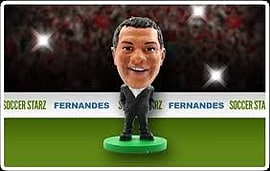 Soccerstarz - Qpr Tony Fernandes Figurines and Sets