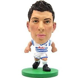 Soccerstarz - Qpr Ali Faurlin - Home Kit Figurines and Sets