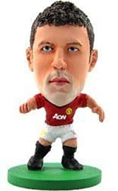 Soccerstarz - Man Utd Michael Carrick - Home Kit Figurines and Sets