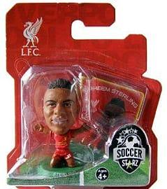 Soccerstarz - Liverpool Raheem Sterling - Home Kit Figurines and Sets