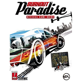 Burnout Paradise - Prima Games Official Game Guide Books