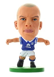 Everton F.C. SoccerStarz Heitinga Figurines and Sets