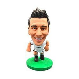 Soccerstarz - Real Madrid Alvaro Arbeloa - Home Kit Figurines and Sets
