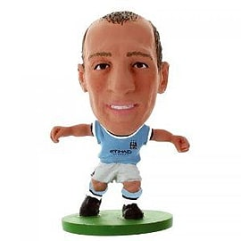 Manchester City F.C. SoccerStarz Zabaleta Figurines and Sets