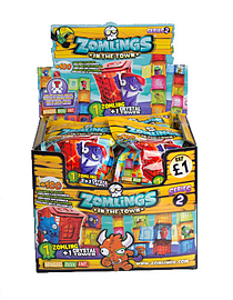 Zomlings Series 2 Tower Pack Figurines and Sets