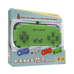 Hyperkin PixelArt Controller for PC/MAC (Green) PC