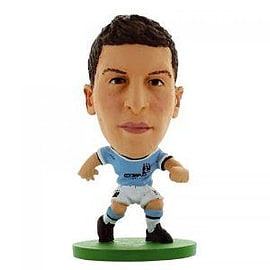 Soccerstarz - Man City Yaya Toure - Home Kit Figurines and Sets
