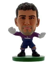 Soccerstarz - Real Madrid Iker Casillas - Home Kit Figurines and Sets