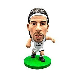 Soccerstarz - Real Madrid Sami Khedira - Home Kit Figurines and Sets