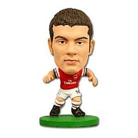 Soccerstarz - Arsenal Jack Wilshere - Home Kit Figurines and Sets