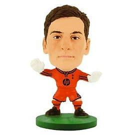 Soccerstarz - Spurs Hugo Lloris - Home Kit Figurines and Sets