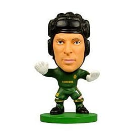 Soccerstarz - Chelsea Petr Cech - Home Kit Figurines and Sets