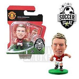 Soccerstarz - Man Utd Phil Jones - Home Kit Figurines and Sets