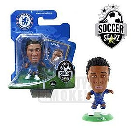 Soccerstarz - Chelsea Obi Mikel - Home Kit Figurines and Sets